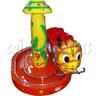 Dragon Train Kiddie Ride