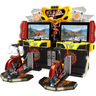 Crazy Bike Racing Machine (2 players)