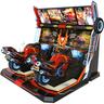 Crazy Motor Racing Game Machine