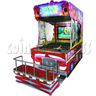 Fire Man II Water Shooter Ticket Redemption Machine