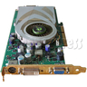 Graphics Card for Let's Go Jungle Machines - Part No. 7800GS