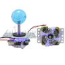 Illuminated Arcade Joystick 45mm bubble top