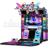 Dance Central 3 Dance Machine