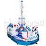 Space Journey Train Kiddie Ride