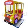 School Bus Kiddie Ride ( 3 Players)