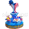 Dolphin Family Carousel (6 players)