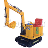 Electric Motorized Excavator Rider Deluxe version