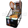 NBA Stars DX Card Redemption Basketball machine