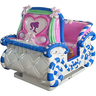 Princess Carriage Kiddie Ride With Video Game For 2 Players