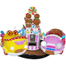Mini Sweet Candy Carousel (6 players)