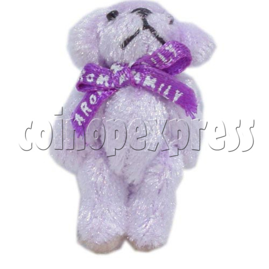 """1.5"""" Small Joint Bear 10028"""