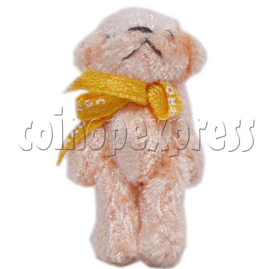"""1.5"""" Small Joint Bear 10029"""