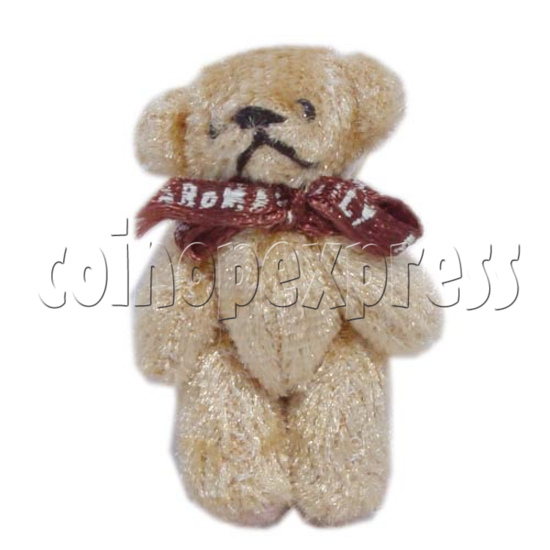 """1.5"""" Small Joint Bear 10032"""