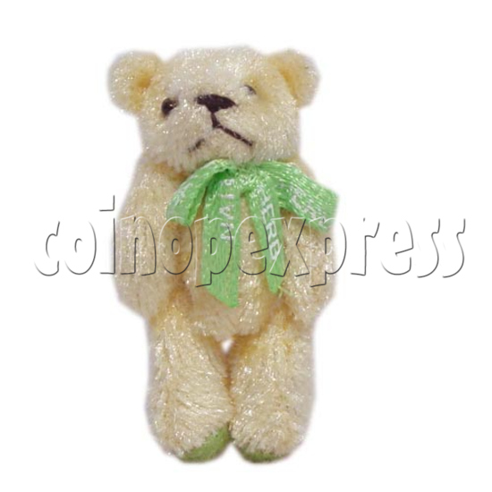 """1.5"""" Small Joint Bear 10033"""