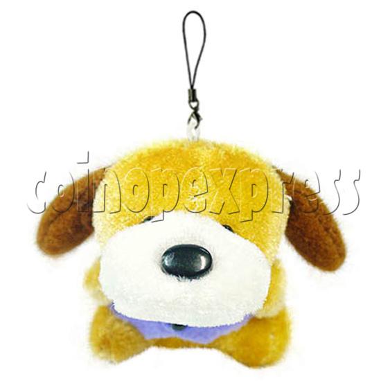 """1.5"""" Little Dog & Pig 10039"""