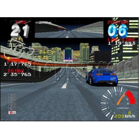 Rave Racer (SD) 10103