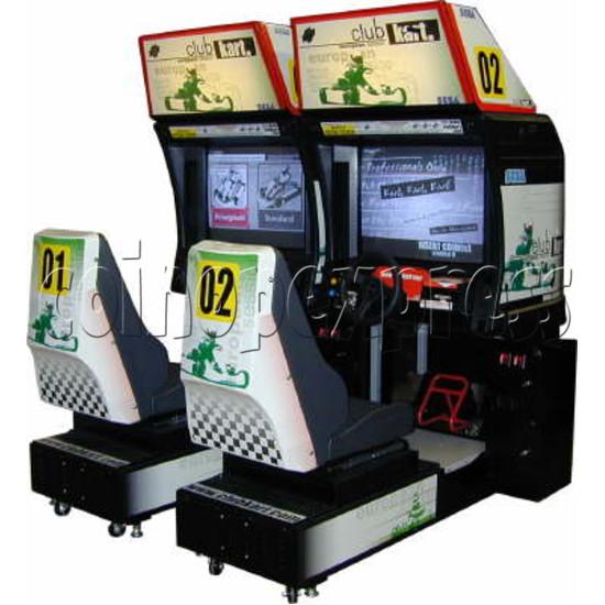 Club Kart twin 10180