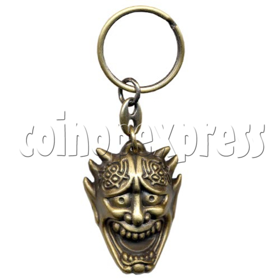 Copper Cartoon Key rings 10210
