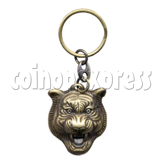 Copper Cartoon Key rings 10211
