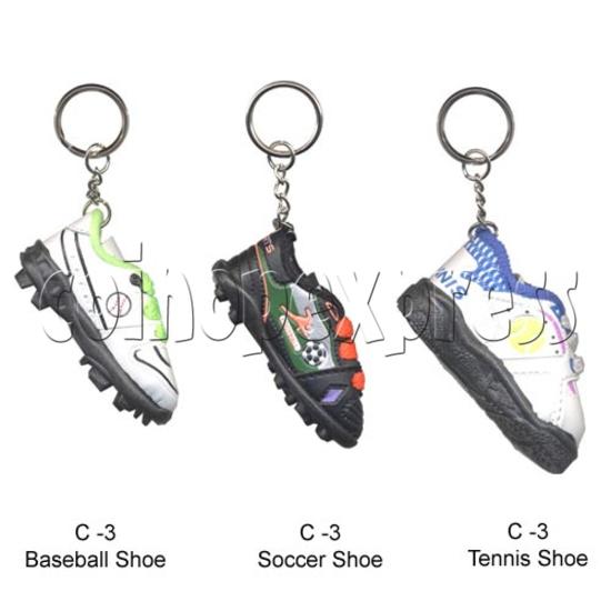 Sports Shoe Key rings 10222