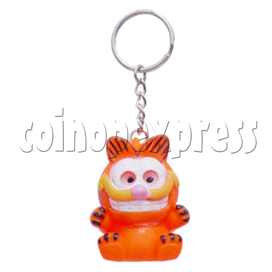 Squeeze Key Rings 10231