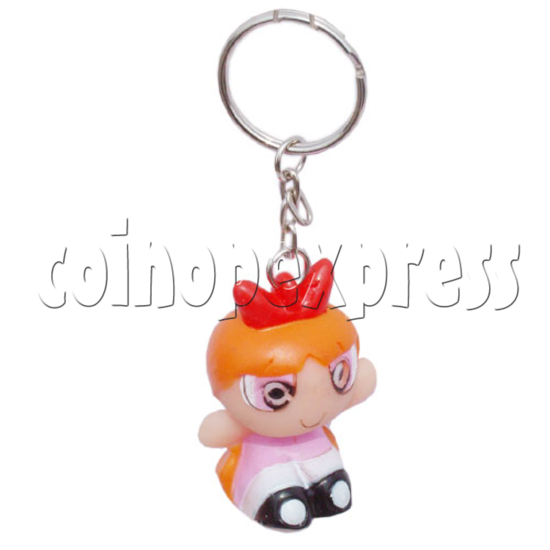 Squeeze Key Rings 10233