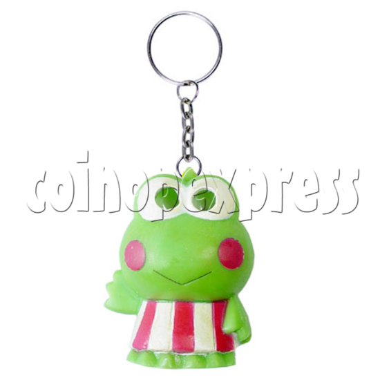 Squeeze Key Rings 10235