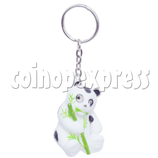 Squeeze Key Rings 10236