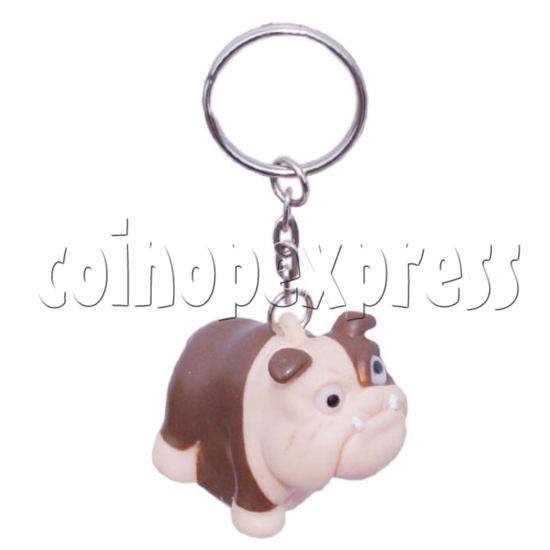 Squeeze Key Rings 10237