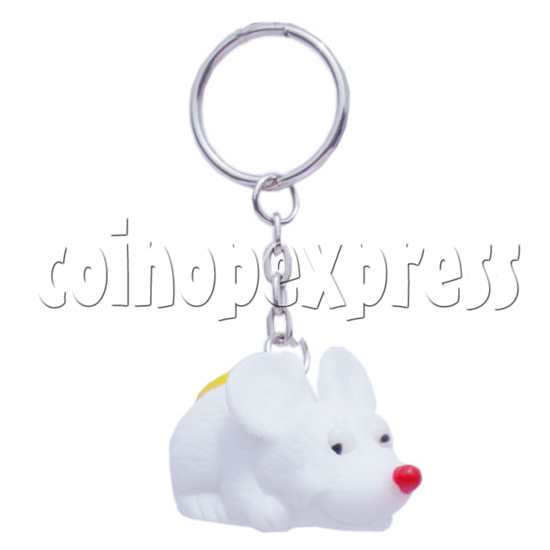Squeeze Key Rings 10242