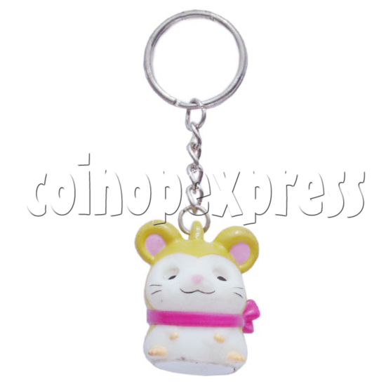 Squeeze Key Rings 10245