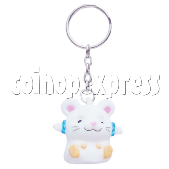 Squeeze Key Rings 10246