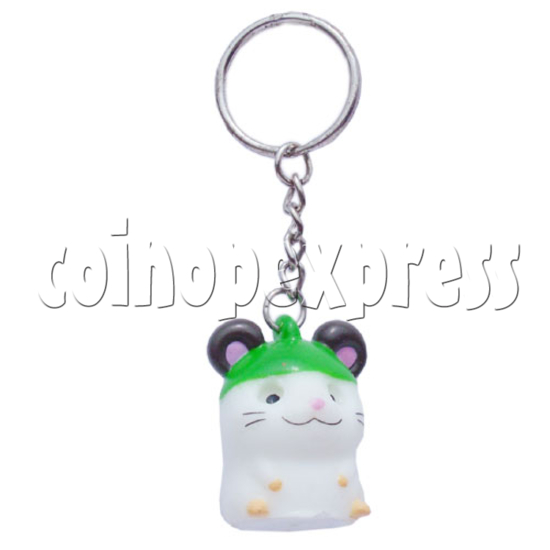 Squeeze Key Rings 10247