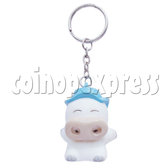 Squeeze Key Rings 10248