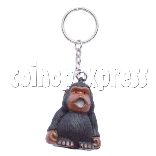Squeeze Key Rings 10250