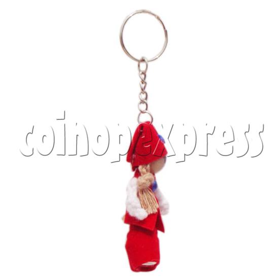 Plait Girl Keychains 10285