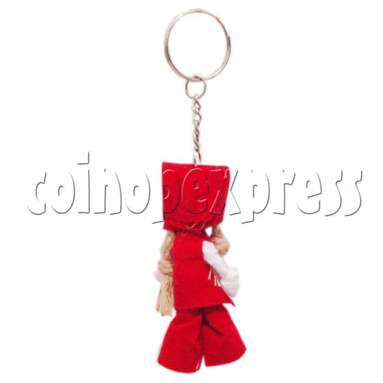 Plait Girl Keychains 10286