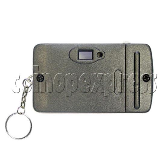 Digital Camera Light-up Key Rings 10325