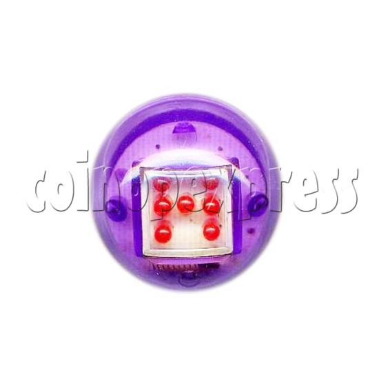 Automatic Digital Dice Key Rings 10341