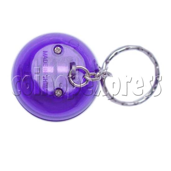 Automatic Digital Dice Key Rings 10343