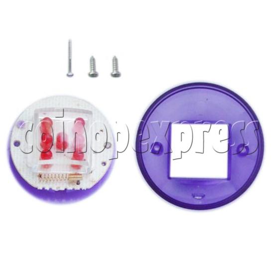 Automatic Digital Dice Key Rings 10344