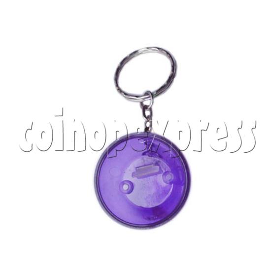 Automatic Digital Dice Key Rings 10345