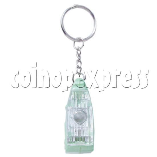 Emergency Light-up Key Rings 10348
