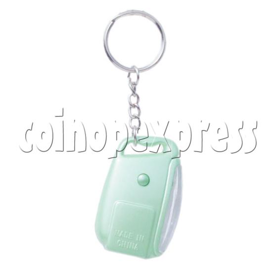 Emergency Light-up Key Rings 10350
