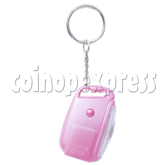 Emergency Light-up Key Rings 10351
