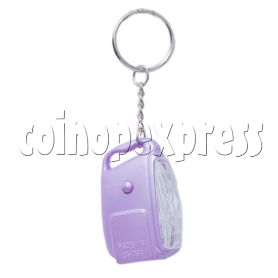 Emergency Light-up Key Rings 10354