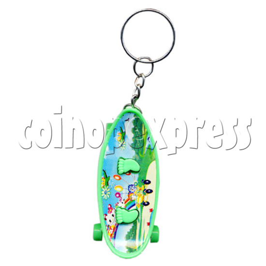 Pulley Light-up Key Rings 10600