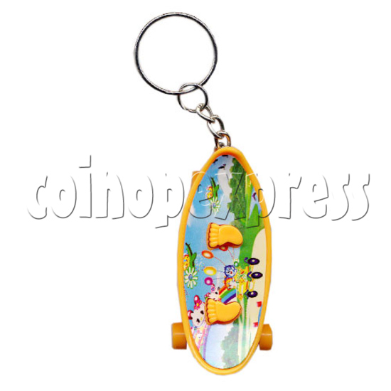 Pulley Light-up Key Rings 10601