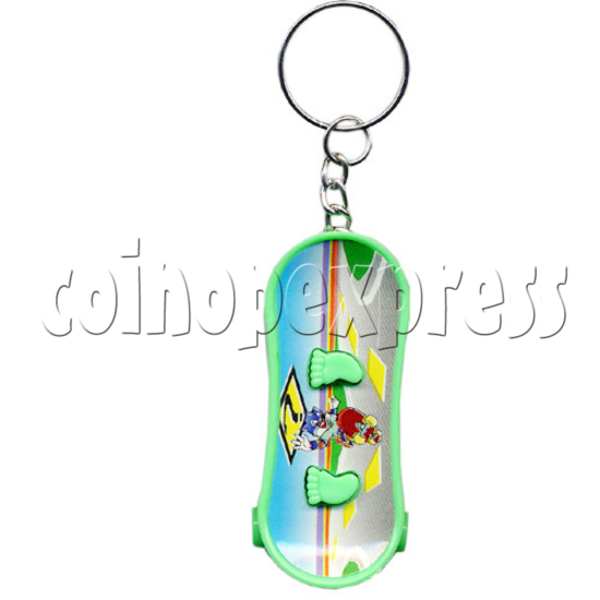 Pulley Light-up Key Rings 10606