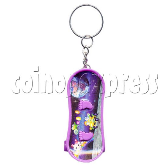 Pulley Light-up Key Rings 10607